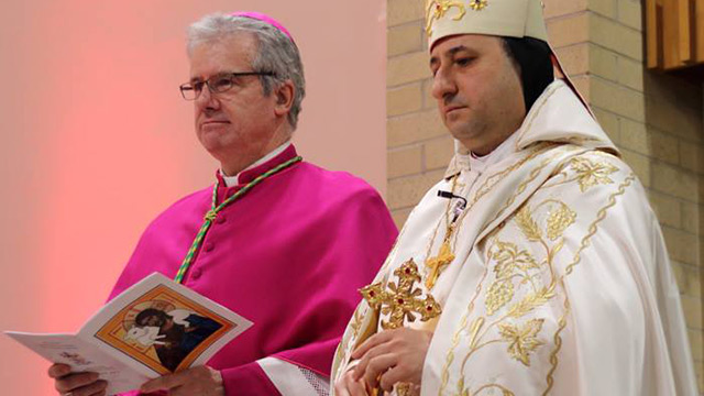 A Historic Evening for Canadian Syriac Catholics
