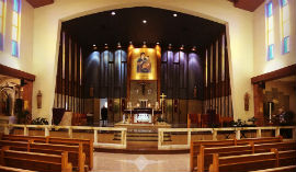Notre-Dame-de-la-Consolata (Italians) | Diocese of Montreal
