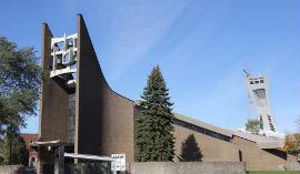 Saint Jean Baptiste De La Salle Diocese Of Montreal