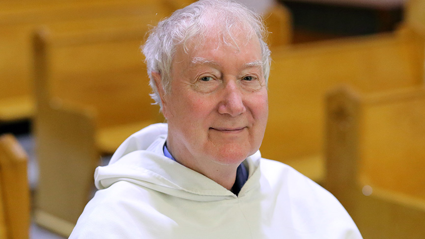 Dominican Father Timothy Radcliffe