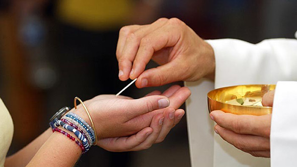 First Communion | Diocese of Montreal
