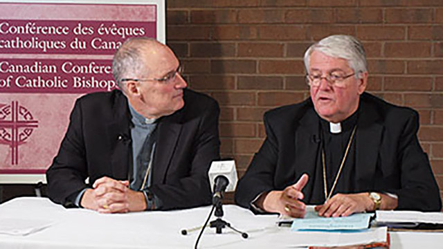 Bishops issue statement on assisted suicide