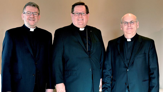 Two new Bishop for Quebec