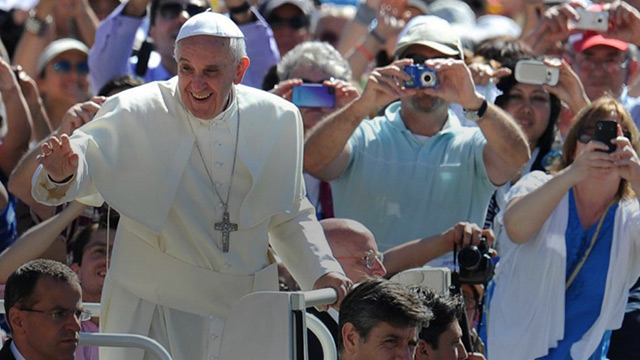 Highlights of papal visit to Cuba and the USA