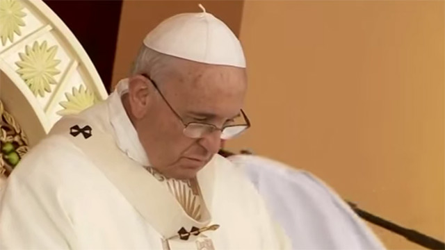Pope to Filipinos at Manila Mass: Be missionaries of faith in Asia