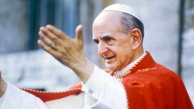 Pope Paul VI soon to be beatified