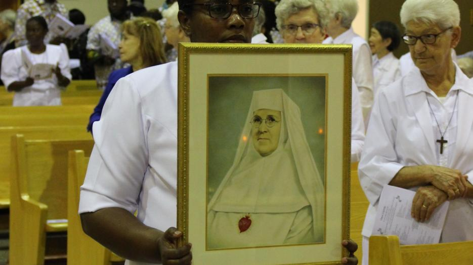 Portrait of Mother Frédérica Giroux