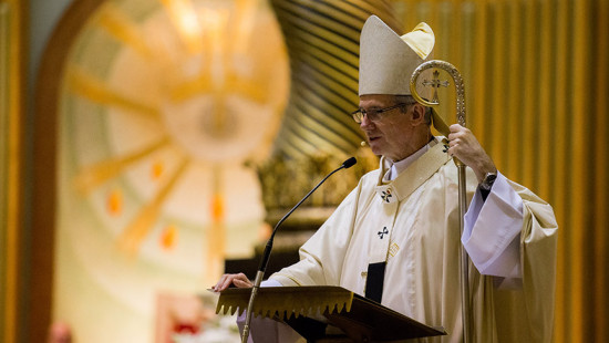 Archbishop Christian Lépine calls on the Church to stand firm in its struggle against sexual abuse