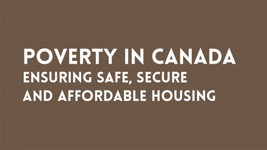 Poverty in Canada