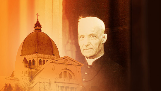 Saint Brother André, patron of Family Caregivers
