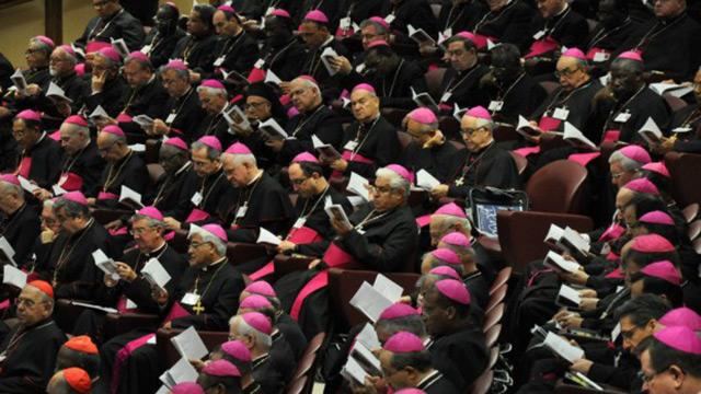 Opening of the Synod on the Family