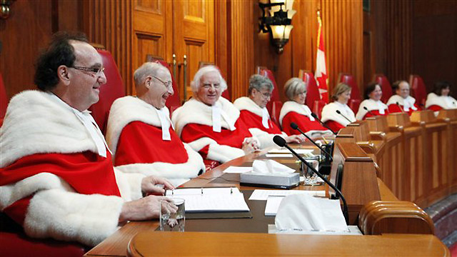 canadian supreme court essay