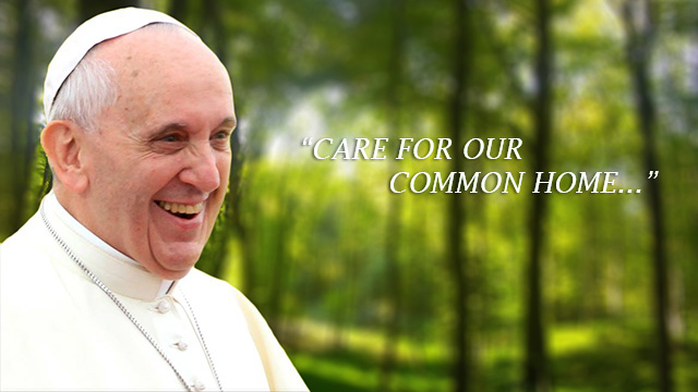 Laudato Si: on the Care of our Common Home