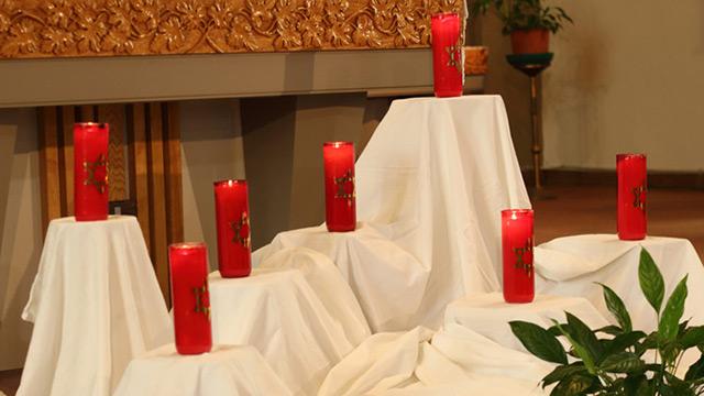 Commémoration chrétienne de la Shoah à Montréal (Photo : Présence/François Gloutnay)