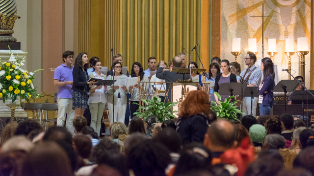 Diocesan Student Mass for the 2016 Academic Year