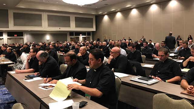 Over 200 Vocation Directors gather in New Orleans